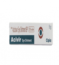 Acivir Eye Ointment Exporter, Acivir Eye Ointment Supplier