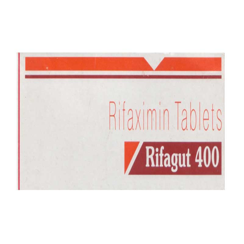 Rifagut 400mg - Name Patient Medical Supply Pharmaceutical Export
